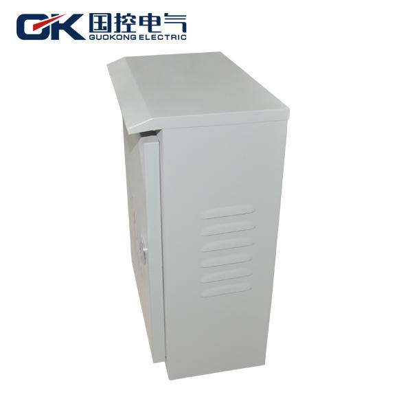 SS 304 Three Phase Electrical Db Board Portable Normal Operation With Semi Closed Door