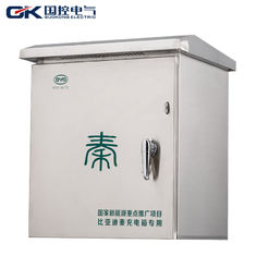 Different Thickness Weatherproof DB Box / Auto Construction Power Distribution Panel