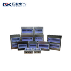 Various Indoor Lighting Distribution Box Strong Reliable Welding With Humanized Design