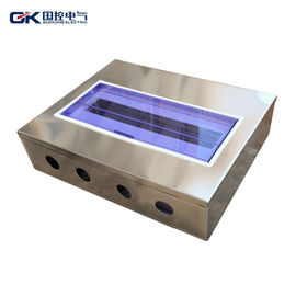 Customs - made Lighting Distribution Board Box Waterproof with Stainless Steel Plate