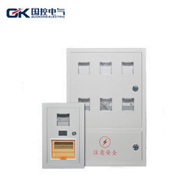 China PZ40 Electrical Power Panel Grey Color High Intensity Sealing Strip With Instrument Window supplier