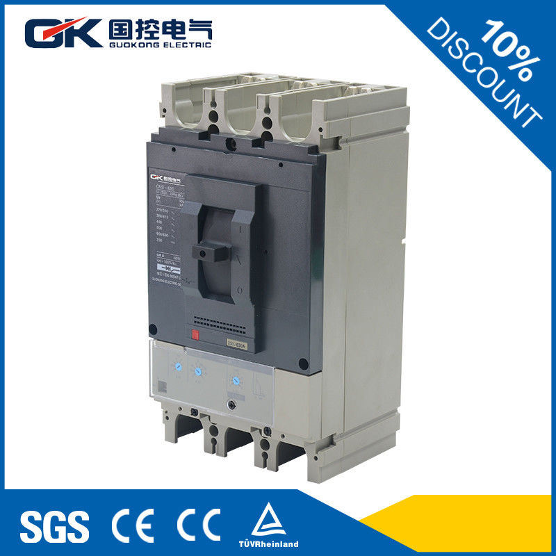 china cnsx-630 miniature circuit breaker pushmatic electronic fuse box  switch ce certification supplier