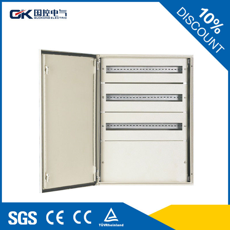 IP66 Power Supply Distribution Box Epoxy Polyester Coating For Home