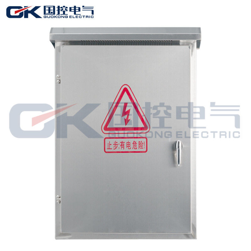 Cable Stainless Steel Electrical Panel Box Flat Waterproof Stainless ...