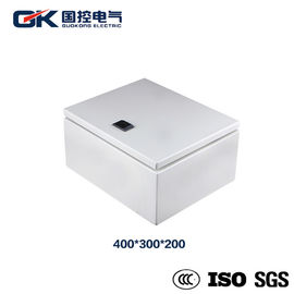 Various Control Indoor Distribution Box Stainless Steel With Cold Rolled Steel Board