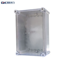 Customized Waterproof Plastic Junction Box Dustproof Applicable To Indoor And Outdoor